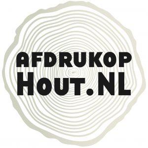 AfdrukOpHout
